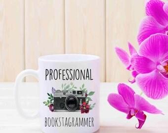 Professional Bookstagrammer Mug