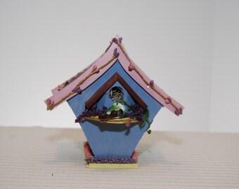 Decorative Birdhouse (217)