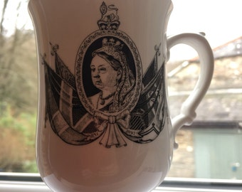 10%OFF 1897 Diamond Jubilee mug for Queen Victoria was 4.50