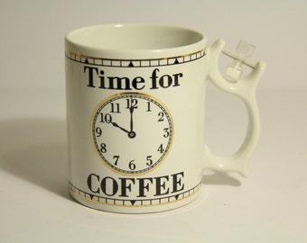 Time for Coffee Spinners Mug