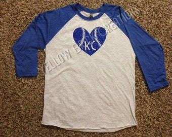 Kansas City Baseball Shirt