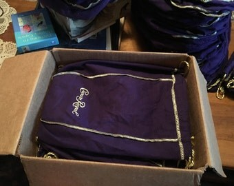 25 Crown Royal Bags 750ml