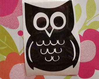 owl/decal/owls/outdoor/car/cup/mug/tumber
