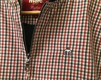 Merc of London Harrington jacket mod 1960s