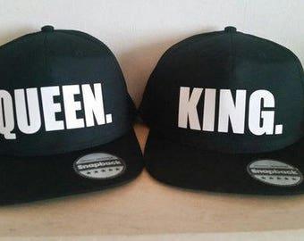 Queen-King hat