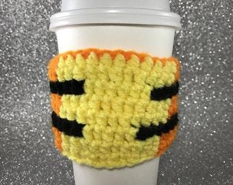 Tigger Coffee Cozy