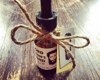 "Beard Oil - ""Giaour 51"" - Patchouli & Lavender"