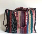Tote bag, Peru, Inca,style,women,man,bag,wool,handmade,colors,wool bag,bohemian bag