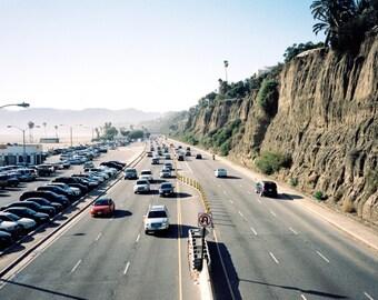Santa Monica Freeway