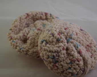 Face Scrubbies Set - Natural