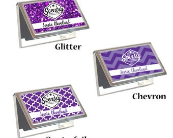 Authorized Scentsy Vendor Scentsy Business Card Holder