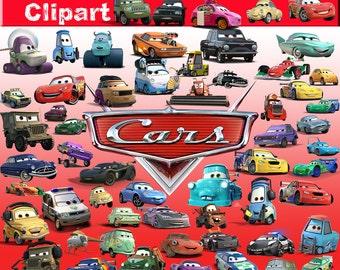 Disney cars  Etsy