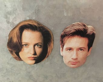 X Files Magnets
