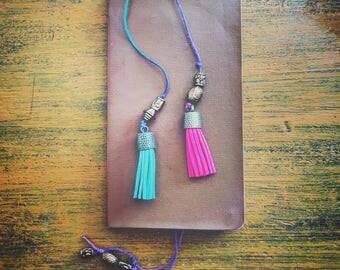 Tassel Bookmarks