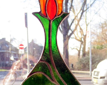 Nederlandse tulp zonnevanger
