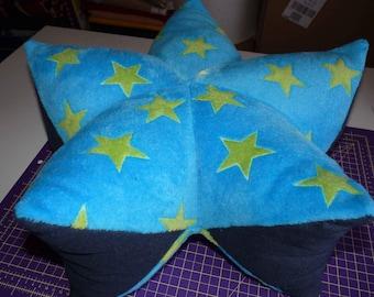 Star cushion, dog bed, dog bed, dog accessories