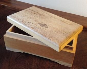Hand made keepsake box