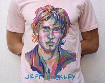Jeff Buckley T shirt