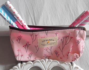 Kit light pink fabric