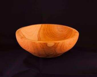 Small Peach Bowl