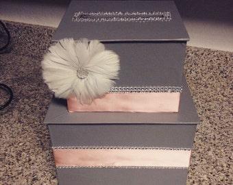 Wedding Card Holder/ Wedding Card Box/ Card Box