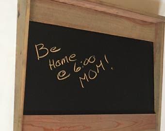 Rustic Chalk Board