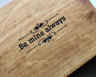 Be Mine Always - Romantic Gift Box