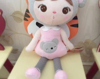 Koala Metoo Doll, Childrens gift, Girls toy, dolls, toddler dolls, birthday, baby girl, baby shower gift, unique doll, girls dolls