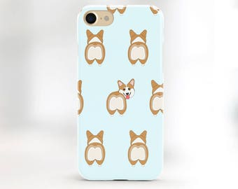 iPhone 6s case corgi butt iPhone 7 plus corgi case iphone 6 case welsh corgi phone case cute corgi butt iphone 5s case pembroke corgi case