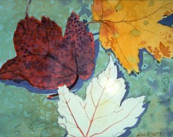 Fall Leaves Sympany