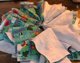 Non paper towels unpaper towels