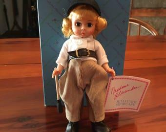 Madame Alexander Riding Habit Doll # 309  Wendy NIB