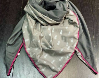 Chèche foulard étole scarf