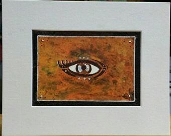 The Eye - Acrylic Print