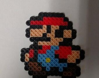 Mario Perler Bead Sprite 3 Inch