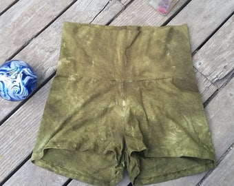High Country Booty Shorts (organic stretch hemp)