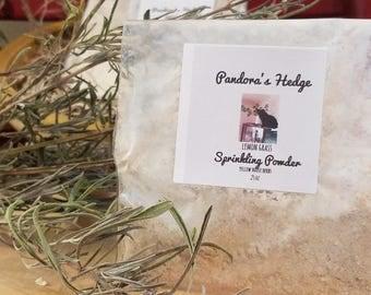 Lemon Grass - Pandora's Hedge Sprinkling Powders