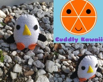 Penguin Plushie, Penguin Stuffed Animal, Kawaii Penguin, Adorable Penguin Plushie, Penguin Stuffed Toy