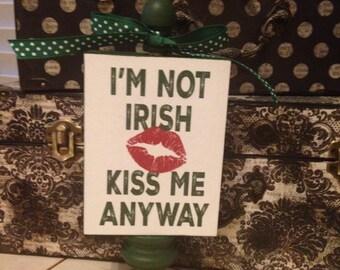 Saint Patrick's Day Stand