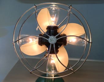Kwikway Zip Electric Fan Light