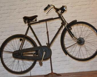 BSA 1940s-50s Regency de luxe road mens bicycle vintage cycle city interior design retro