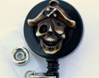 pirate badge reels badge reel badge holders