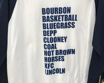 All Things KY Baseball Tshirt