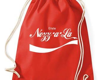 Nozz a la Cola gym bags