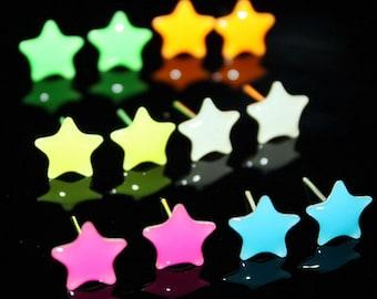 Star Glow Earrings