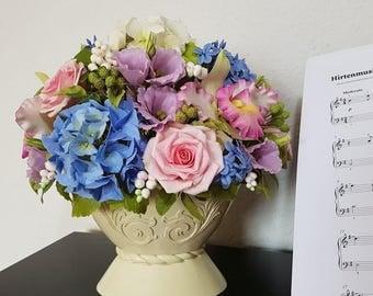 Flowers, flowers in vase, decor
