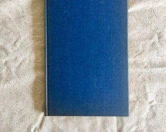 Blue Handmade Journal