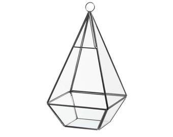 Geometric Terrarium Slim Pyramid