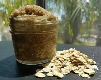 Oatmeal Cookie Body Scrub