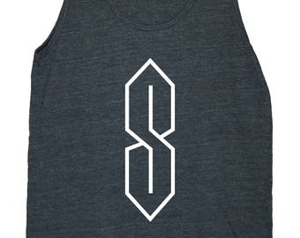 Pointy 90's S Men's American Apparel Tank Top